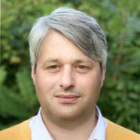 Portretfoto van Dimitri Cools